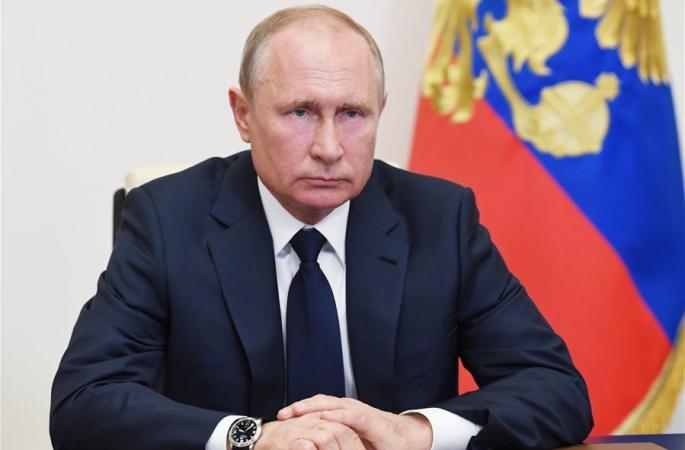 푸틴 대통령, 俄 점차 제한 조치 해제 발표