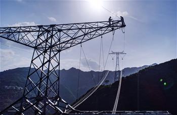 청정에너지 외부 수송 전용 특고압 송전 프로젝트 건설 순차적 추진