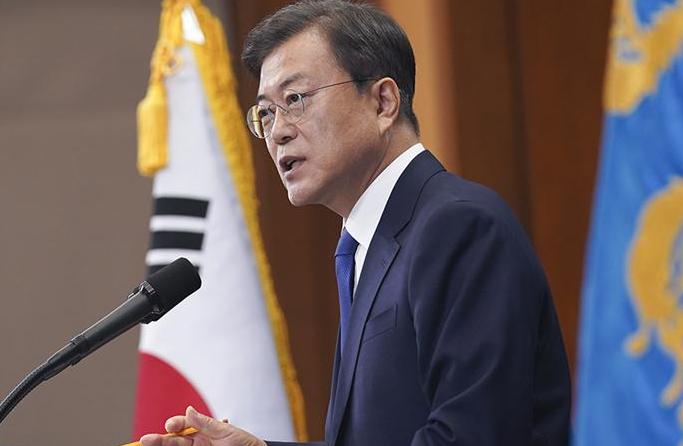 문재인 韓 대통령, 한국의 방역시스템을 더욱 보강할 예정
