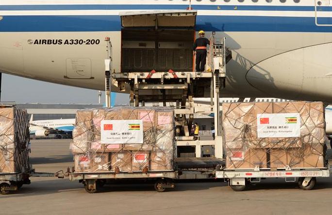 짐바브웨 파견 중국 방역 의료 전문가팀, 창사에서 출발