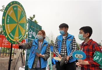 베이징: 쓰레기 분류는 나부터 앞장서야