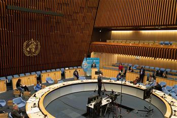 세계보건총회 개막…게브레예수스 사무총장, 글로벌 방역 협력 호소