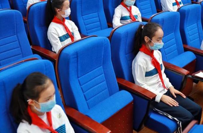 구이양: 초등학교 속속 등교 개학
