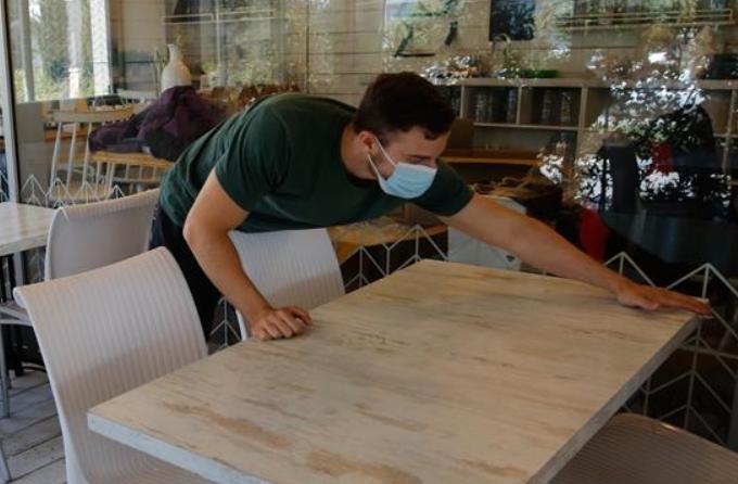 이스라엘: 음식점 영업 재개