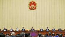 13기 전인대 3차회의 주석단, 제3차회의 개최
