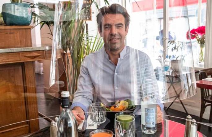 프랑스: 방역 기간, 우리 이렇게 식사합시다