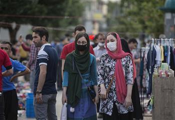 이란, 코로나19 확진자 15만명 돌파