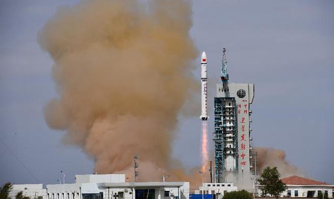 中, 고해상도 9호02 위성 성공리에 발사…허더4호 위성 탑재·발사