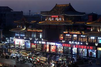 고도 카이펑: 야시장 재개