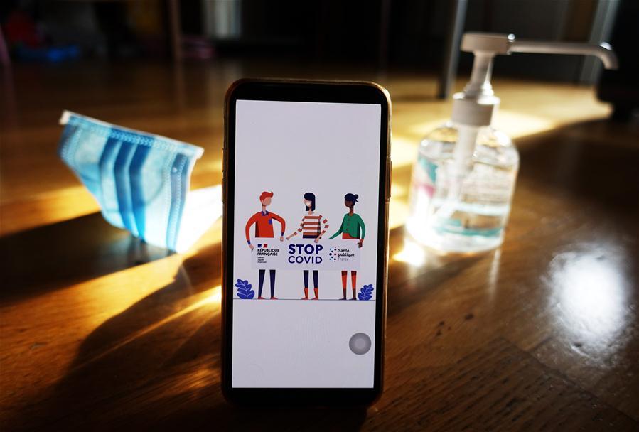 佛, 코로나19 전파 경로 추적 가능 스마트 앱 사용에 투입