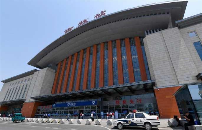 中 지린역, 일부 열차편 운영 재개