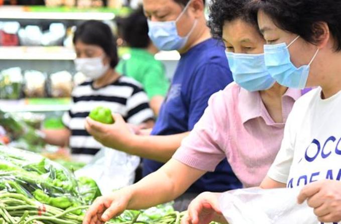농산물 준비량 확대해 시장 공급 보장