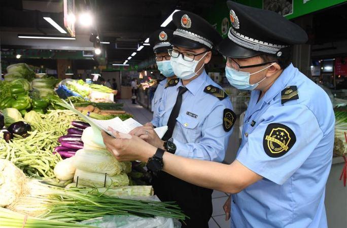 베이징: 검사 강화해 시민 안전 보장