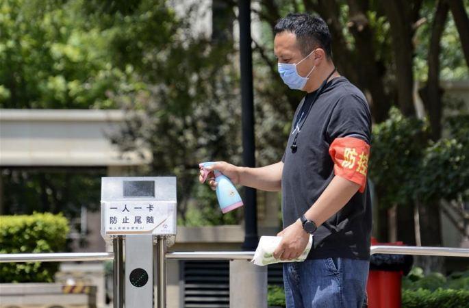 베이징: 코로나19 방역에 총력