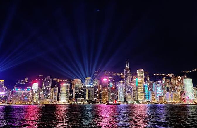 홍콩, 조국 회귀 23년…한마음 한뜻으로 재출발