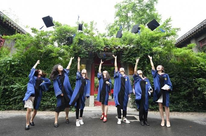 베이징대학, 2020년 졸업식 개최