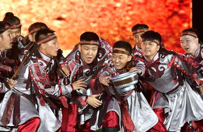 후룬베이얼: 전시·공연으로 관광 촉진