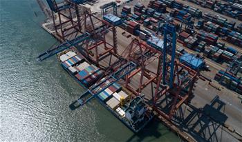 푸젠 취안저우: 수출환급으로 기업의 자금회전 어려움 완화