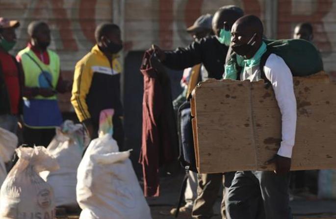 짐바브웨: 코로나19 대응 위해 엄격한 도시봉쇄