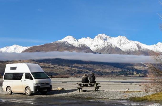 뉴질랜드 관광업 한파