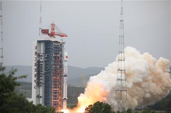 중국, 쯔위안3호 03위성 발사 성공