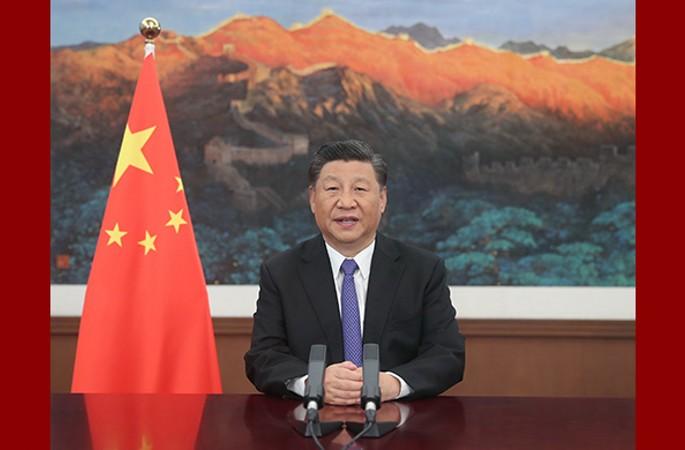 시진핑 주석, 제5차 AIIB 이사회 화상 연차총회 개막식서 축사