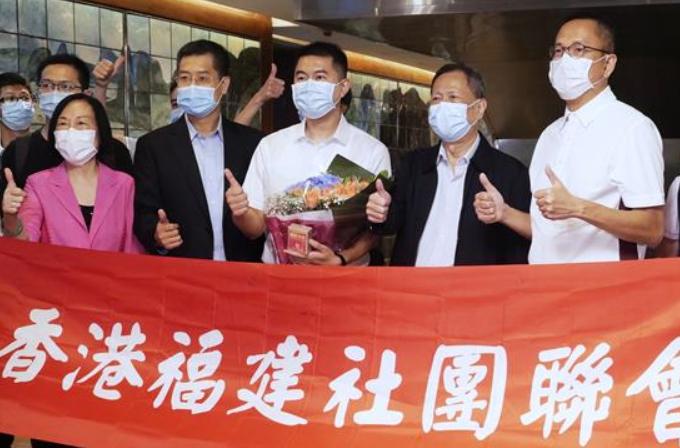중국 코로나19 진단검사 지원팀원 300명 이상 홍콩 지역사회서 검사 보급에 협조