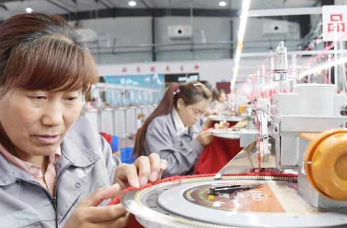 간쑤 융징: 빈곤구제 작업장, 주민 취업과 소득 증대 도와