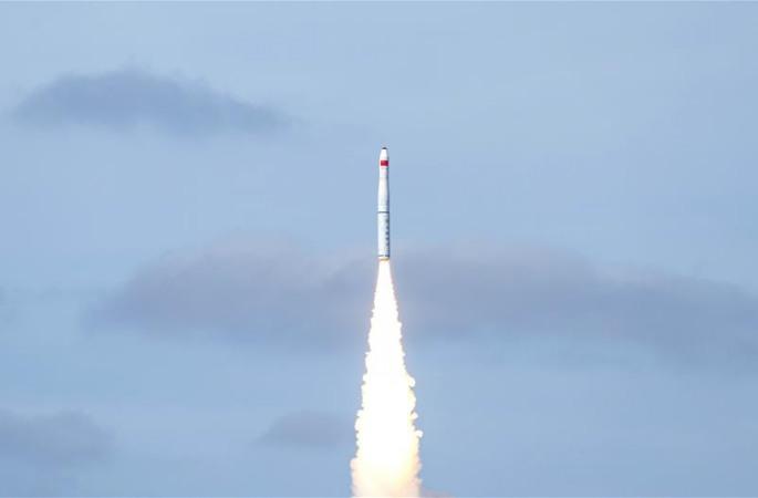中, '지린(吉林) 1호' 가오펀(高分) 03-1조 위성 발사 성공