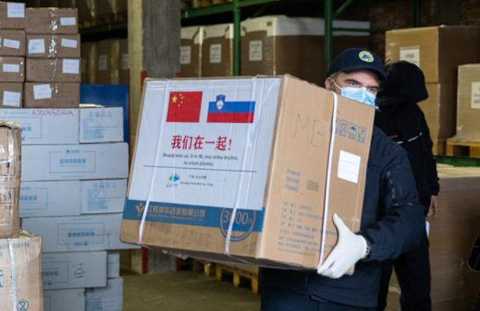 중국-유럽 손잡고 협력 방역