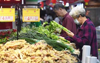 8월 사회소비재 총매출액 전년 동월대비 0.5% 증가