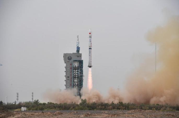 中, 해양2호 C위성 발사 성공