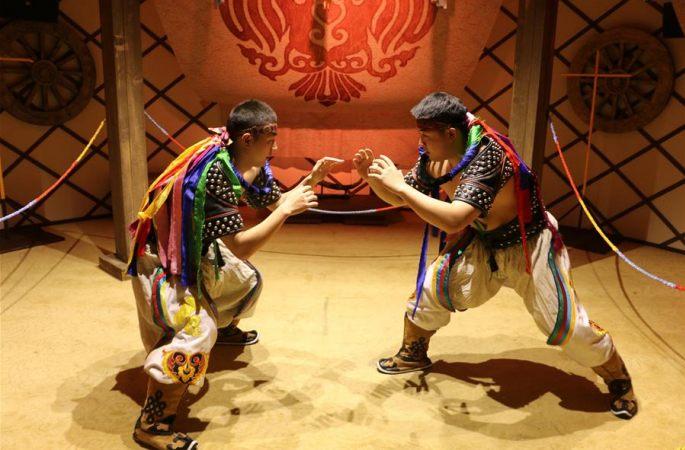 피서산장, 국경절 황금연휴에 몰입식 체험극 공연