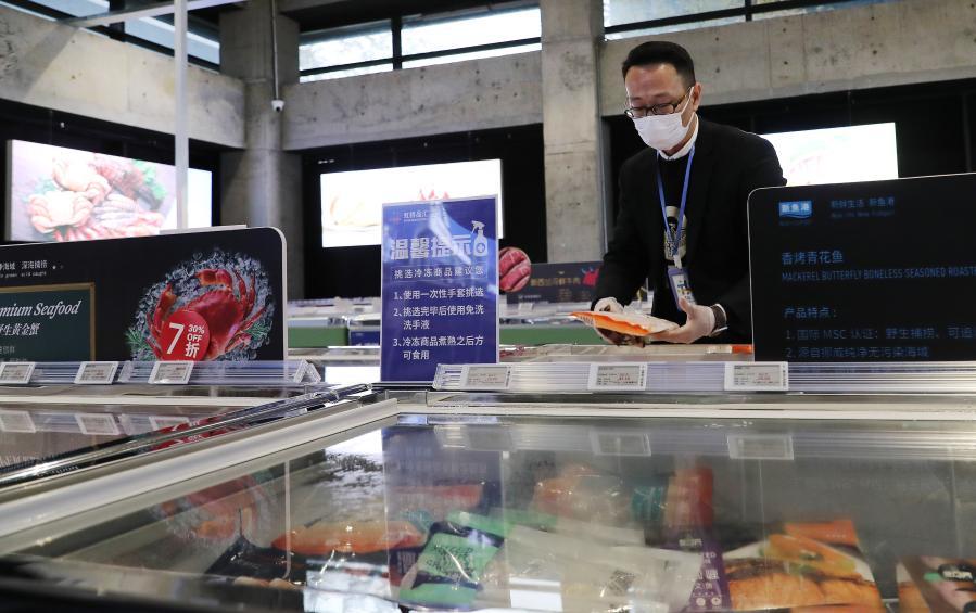 상하이: 위생·소독 강화로 식품안전 확보