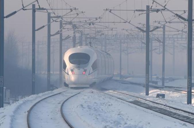징하 고속철도 전 노선 연결…베이징-하얼빈 4시간52분 주파