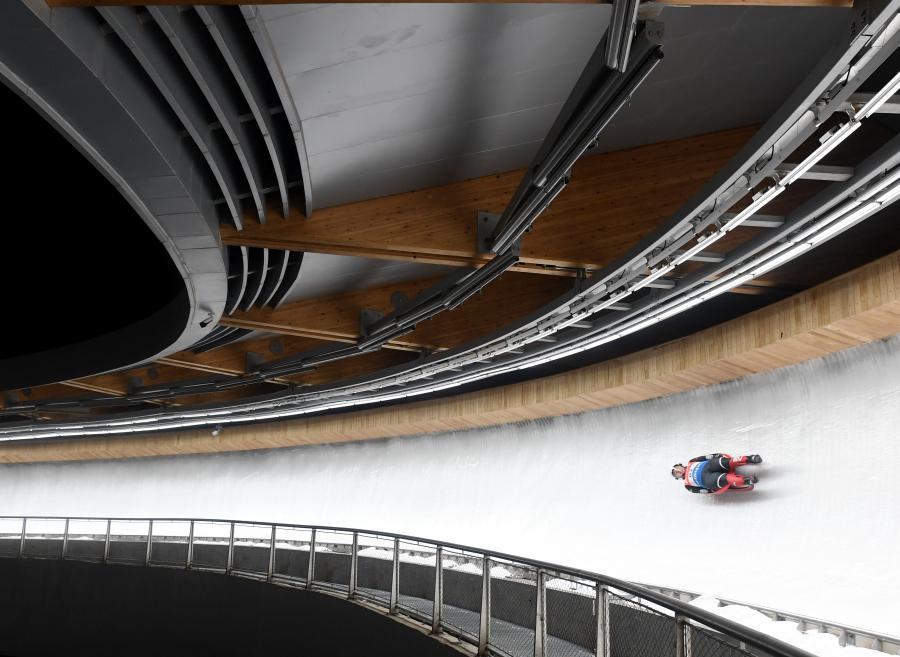 베이징 동계올림픽 및 패럴림픽 경기장 테스트 행사 개최