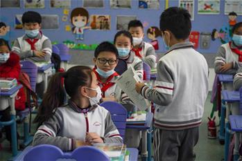 베이징 초∙중∙고교 개학