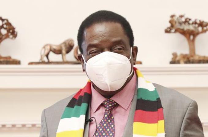 """짐바브웨 대통령 """"중국의 백신 기증은 짐바브웨 집단 면역 달성에 큰 의미"""""""