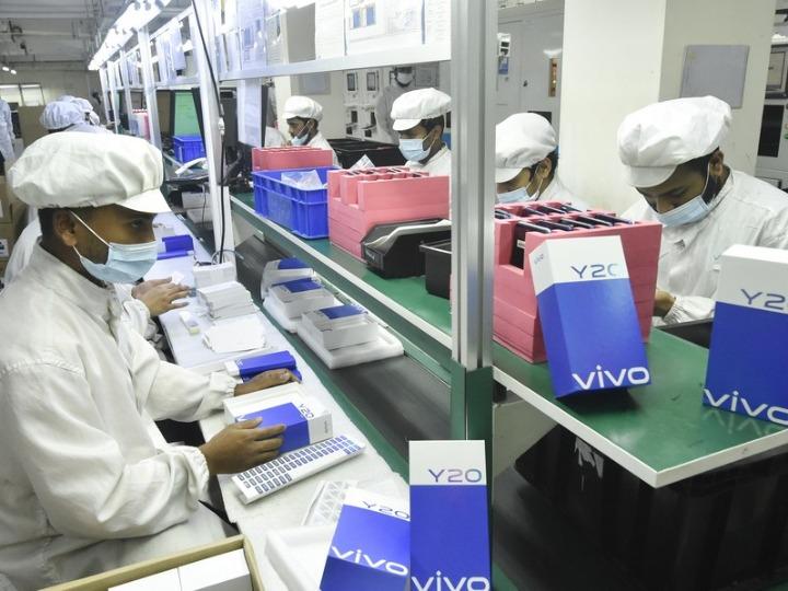中 휴대전화 제조업체 비보의 방글라데시 공략법