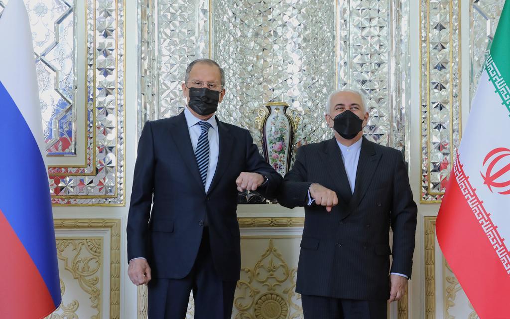 이란∙러시아 외무장관, 美에 대이란 제재 해제 촉구