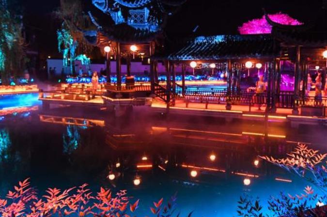 도시 밤풍경 밝히는 '야간관광'