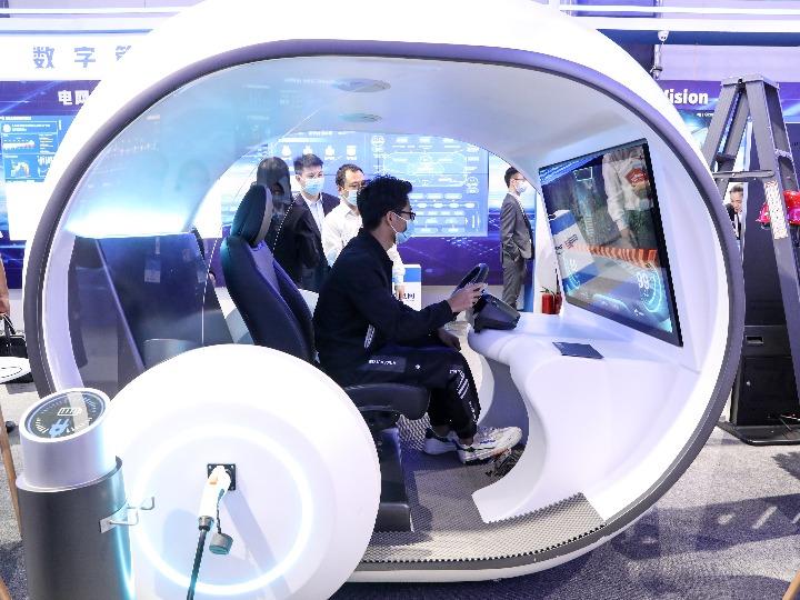 中 디지털 경제 발전상 보여준 '중국 국제 빅데이터산업박람회'