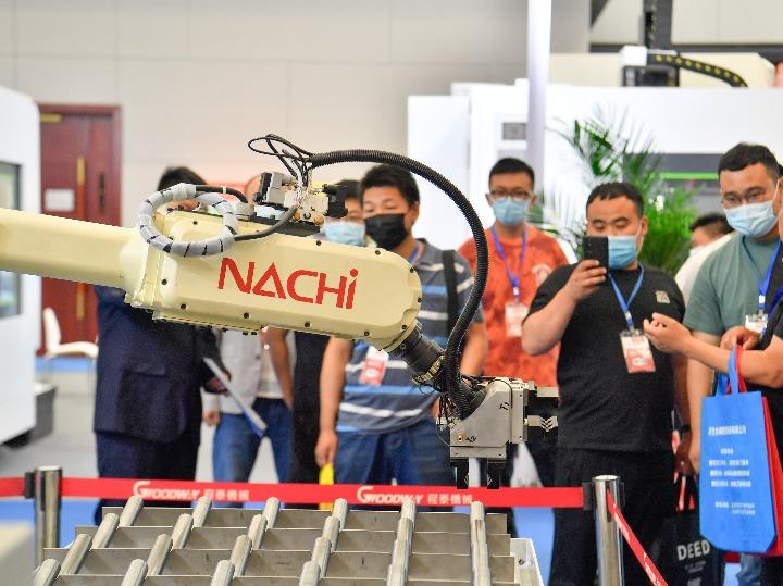 제17회 국제 장비제조업 박람회', 3일 中 톈진서 열려
