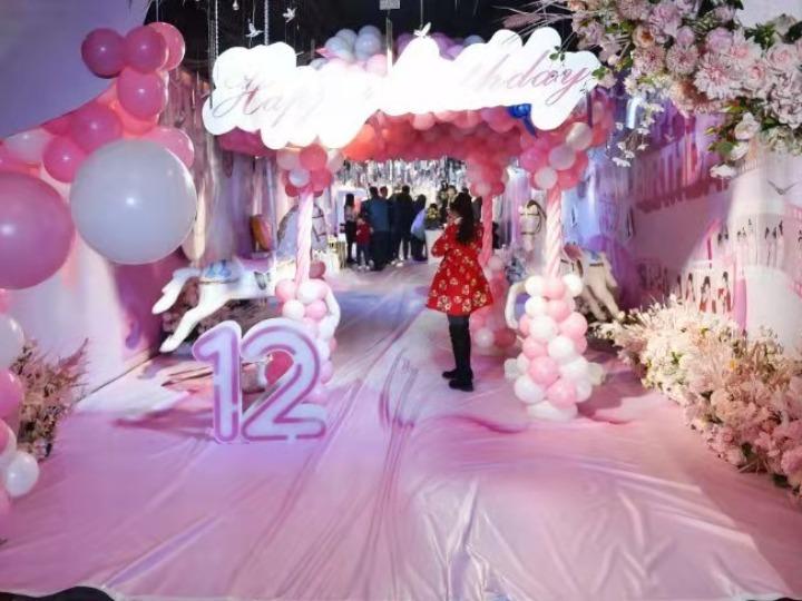 사치의 끝판왕, 中 12세 초등생의 '초호화 생일파티'